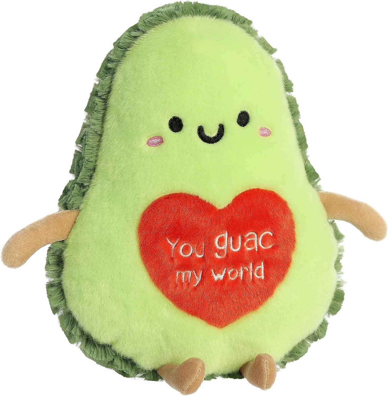 9 Avocado Aurora World Valentine Items