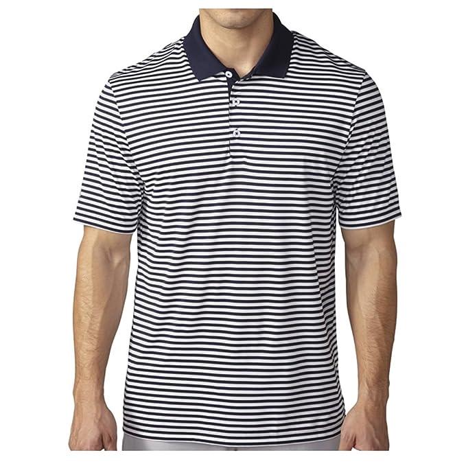 Amazon.com: Camiseta con cuello polo Adidas Golf con ...