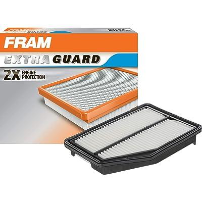 FRAM CA11945 Extra Guard Rigid-Panel Air Filter: Automotive