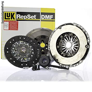 LuK 600 0058 00 Repset Dmf Kit de Embrague