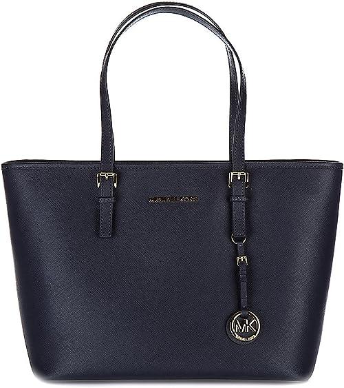 Michael Kors Women's Jet Set Travel Top Zip Handbag