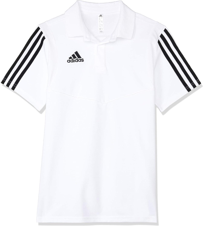 adidas Tiro19 Co Poloy Camiseta Polo, Unisex niños: Amazon.es ...