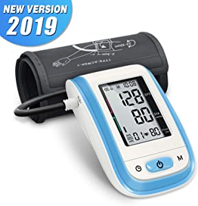 Giveaway: 【2019 Upgraded】 Blood Pressure Monitor