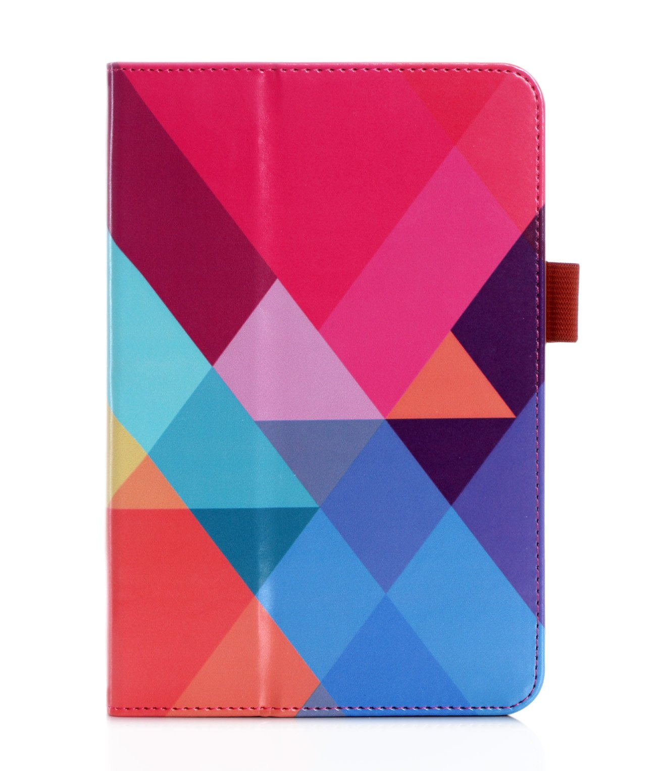 FYY Case for Samsung Galaxy Tab S2 9.7 - Premium Leather Case Stand Cover with Card Slots, Note Holder, Elastic Strap for Samsung Galaxy Tab S2 9.7'' Pattern 15 (With Auto Wake/Sleep)
