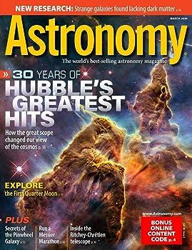 1-Year Astronomy Magazine Subscription