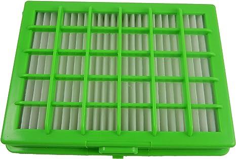 vhbw Filtro Hepa para aspiradoras Rowenta RO525301/4Q0, RO5253EA/4Q0, RO5253OA/4Q0, RO5255GA/4Q0, RO5255IA/4Q0 reemplaza ZR004501: Amazon.es: Hogar