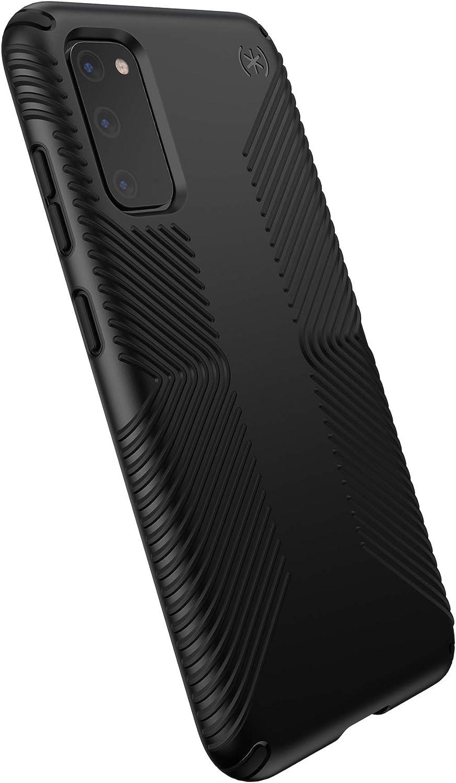 Speck Products Presidio Grip Schutzhülle Für Samsung Galaxy S20 Schwarz Schwarz Elektronik