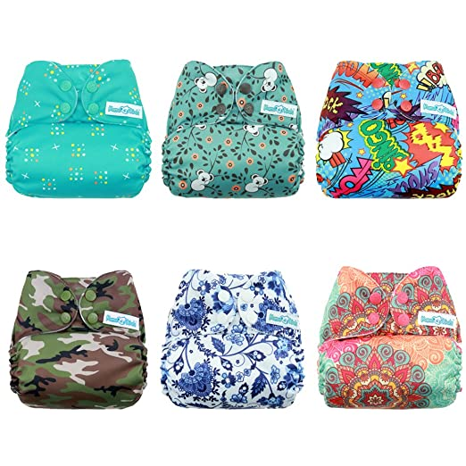 Mama Koala Pocket Cloth Diapers