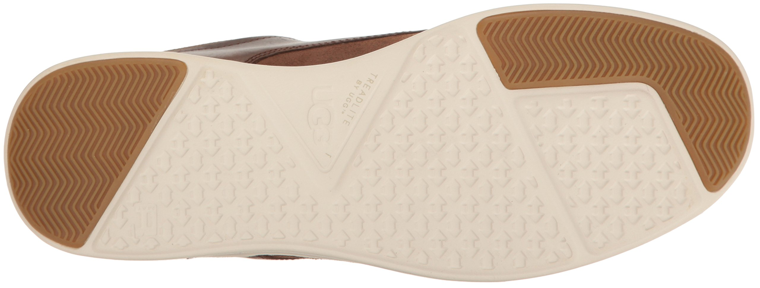 UGG Men's Hepner Fashion Sneaker Chestnut 11.5 M US by UGG (Image #3)