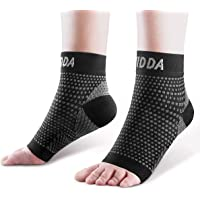 AVIDDA Plantar Fasciitis Socks 2 Pairs - Ankle Brace Compression Foot Sleeves For Women Men, Foot Support For Achilles…