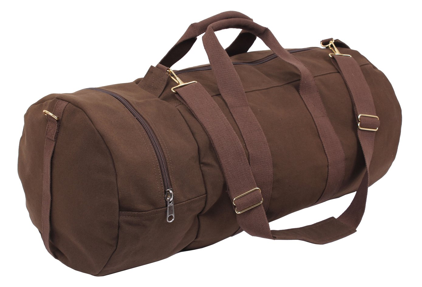 fc0c2730d5 Amazon.com  Rothco Canvas Double-Ender Sports Bag