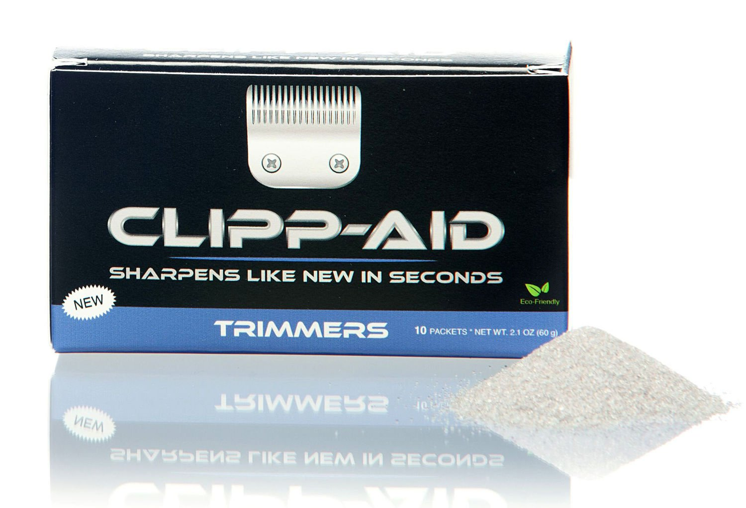 PET-57856 Clippaid For Trimmer Blades (10schts)