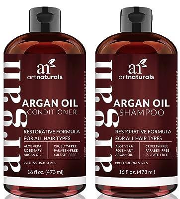 Art Naturals Organic Moroccan Argan Oil Shampoo