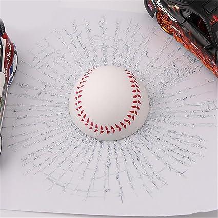 Coche Ventana Gracioso 3D Pegatina Creativo Tenis Béisbol Golf ...