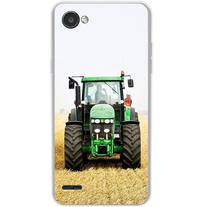 coque huawei p8 lite 2017 tracteur