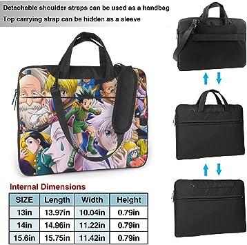 Hunter X Darling Hunter Franxx Laptop Computer Shoulder Bag Carrying Case 14 inch