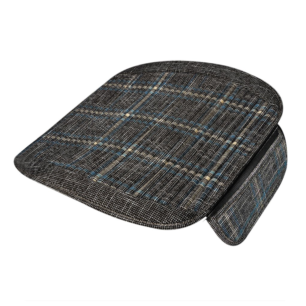 YJZQ cojín confort fundas de asiento de coche manta de ...