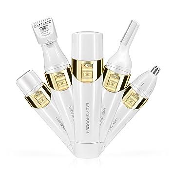 Rasieren & Haarentfernung Multi-funktion Rasierer Lippenstift Form Tragbare Nase Haar Augenbraue Usb Lade Sharver Haarentfernung Creme