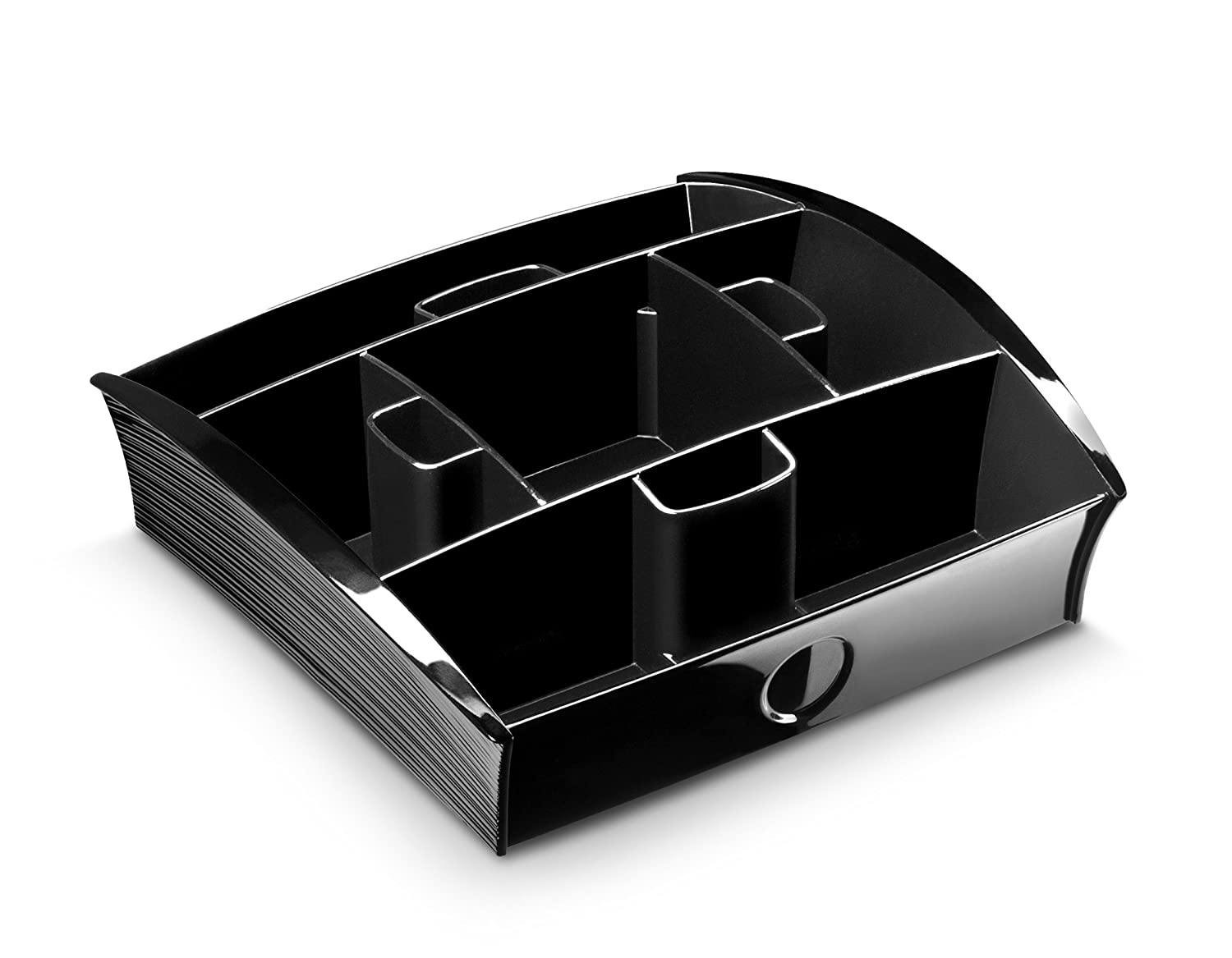 CEP Polystyrene Deluxe Distributor Tray, Black CEP Office Solutions 1013100011