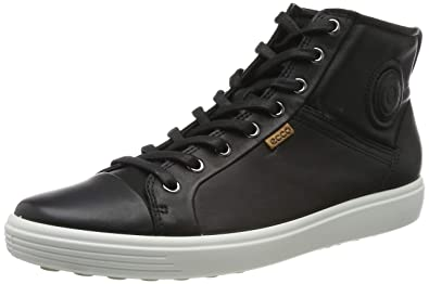 f40b59c2bec979 ECCO Damen Soft 7 Ladies High-Top  Amazon.de  Schuhe   Handtaschen
