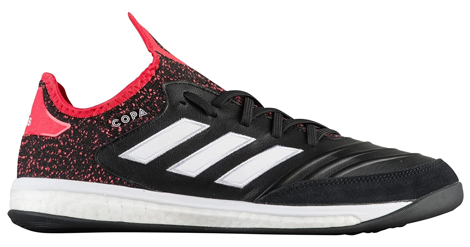 quality design c25be 97426 adidas Mens Copa Tango 18.1 TR Soccer Trainers (BlackWhiteRed)  Amazon.co.uk Shoes  Bags