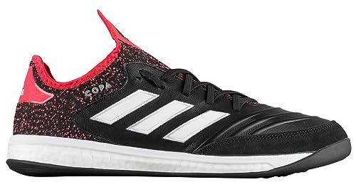 e8ffbe35560 adidas Men s Copa Tango 18.1 TR Soccer Trainers (Black White Red) Multi