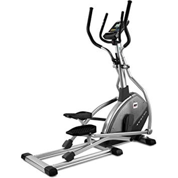 BH Fitness I.TFC19 G855I, Bicicleta eliptica, entrenamiento motivacional con apps, zancada