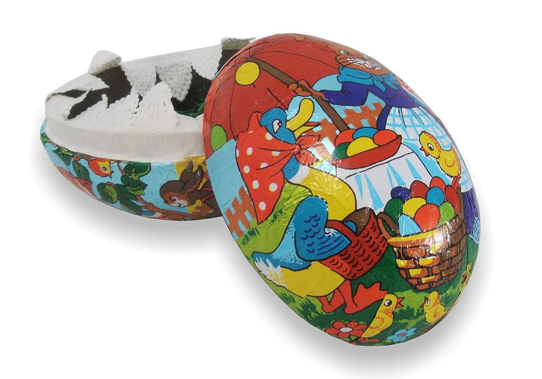Del huevo de Pascua para rellenar, diseño de: de liebre con ...