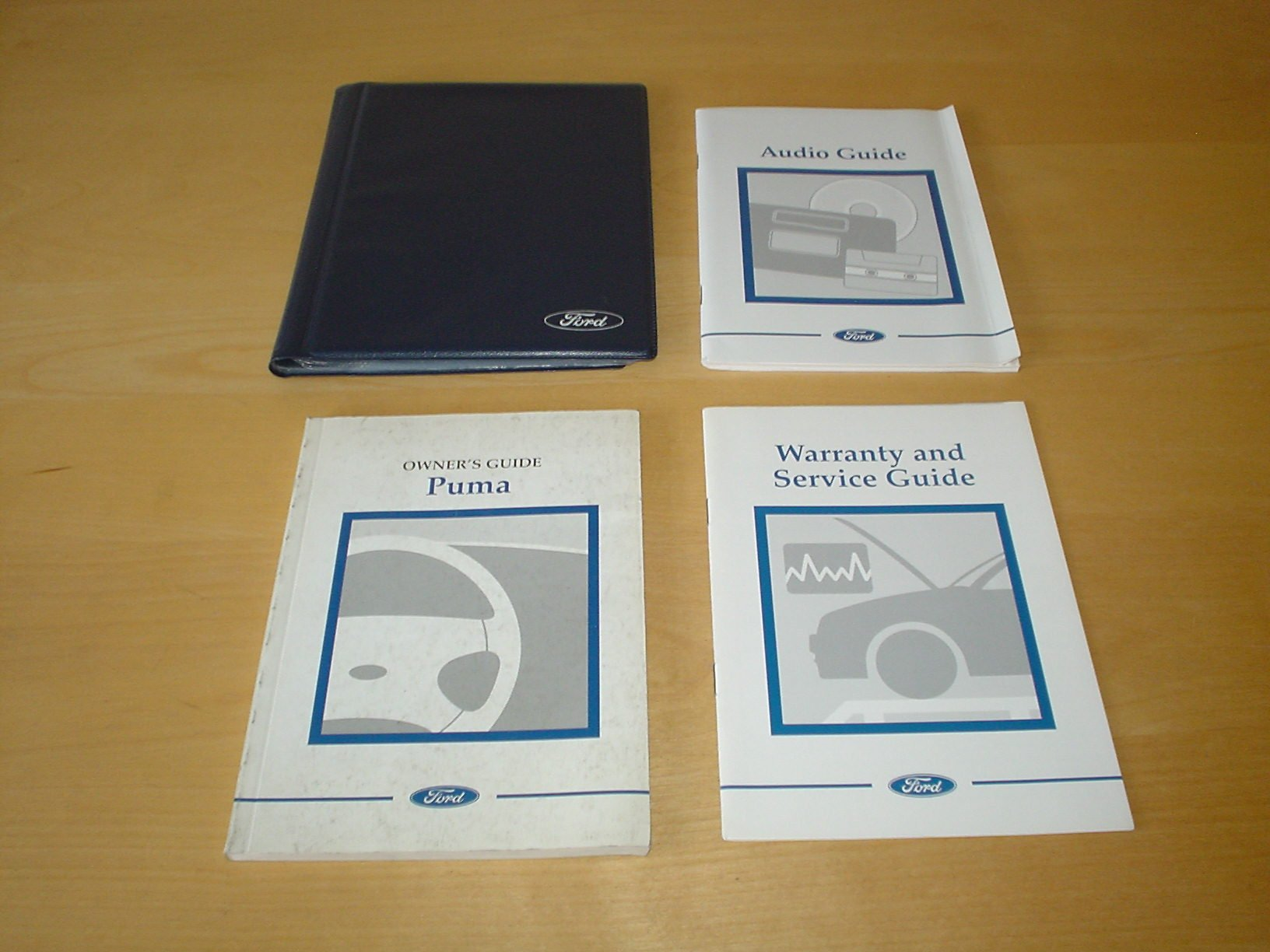 FORD PUMA OWNERS MANUAL HANDBOOK c w WALLET (1997 - 2002) - 1.4   1.7 LITRE  ZETEC ENGINES - OWNER S HAND BOOK MANUAL Paperback – 1999 34410e57e862