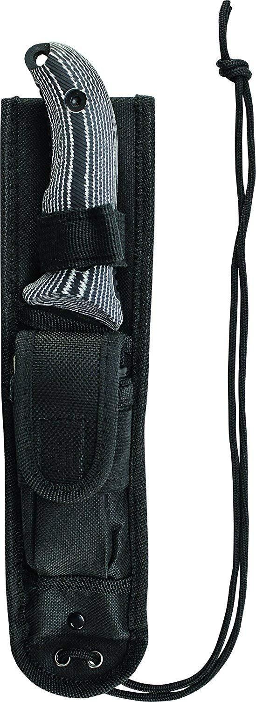 Schrade SCHF36M Outdoormesser     Klingenlänge  13.34 cm-Griff  Micarta-Frontier Fixed Blade, Steel mehrfarbig B00TUY05N4 Gürtelmesser Internationaler großer Name a11b65