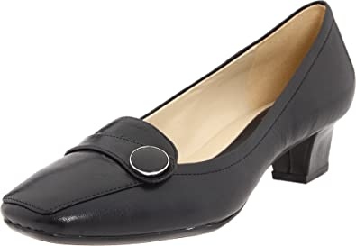 Naturalizer Classic Womens Fulton Closed Toe Classic Naturalizer Pumps Black Leather Size 7.0 5c303d