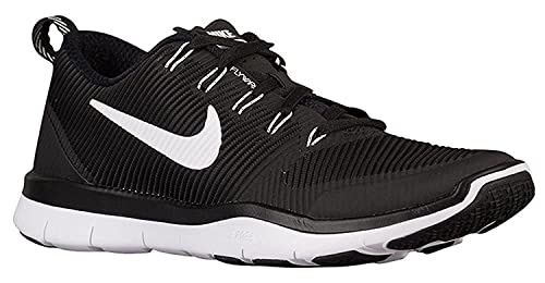 cheaper 00f27 289ad Nike Free Train Versatility Mens Training Shoe Running Sneakers 833258 (8 M  US, Black