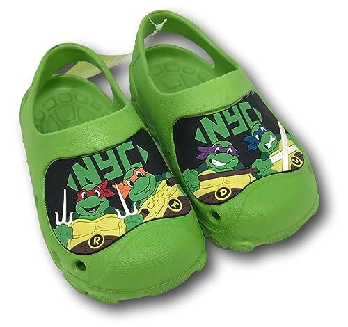 5cb42bd3ca age mutant ninja turtles custom airbrush shoes flickr  com age mutant ninja  turtles slip on clog style shoe ...