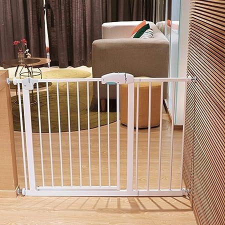 Barrera De Seguridad con Bloqueo En Puerta para Niños Cerca De Aislamiento De La Puerta Pequeña