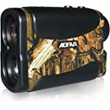 AOFAR HX-700N Hunting Range Finder 700 Yards Waterproof Archery Rangefinder for Bow Hunting with Range Scan Fog and Speed Mode