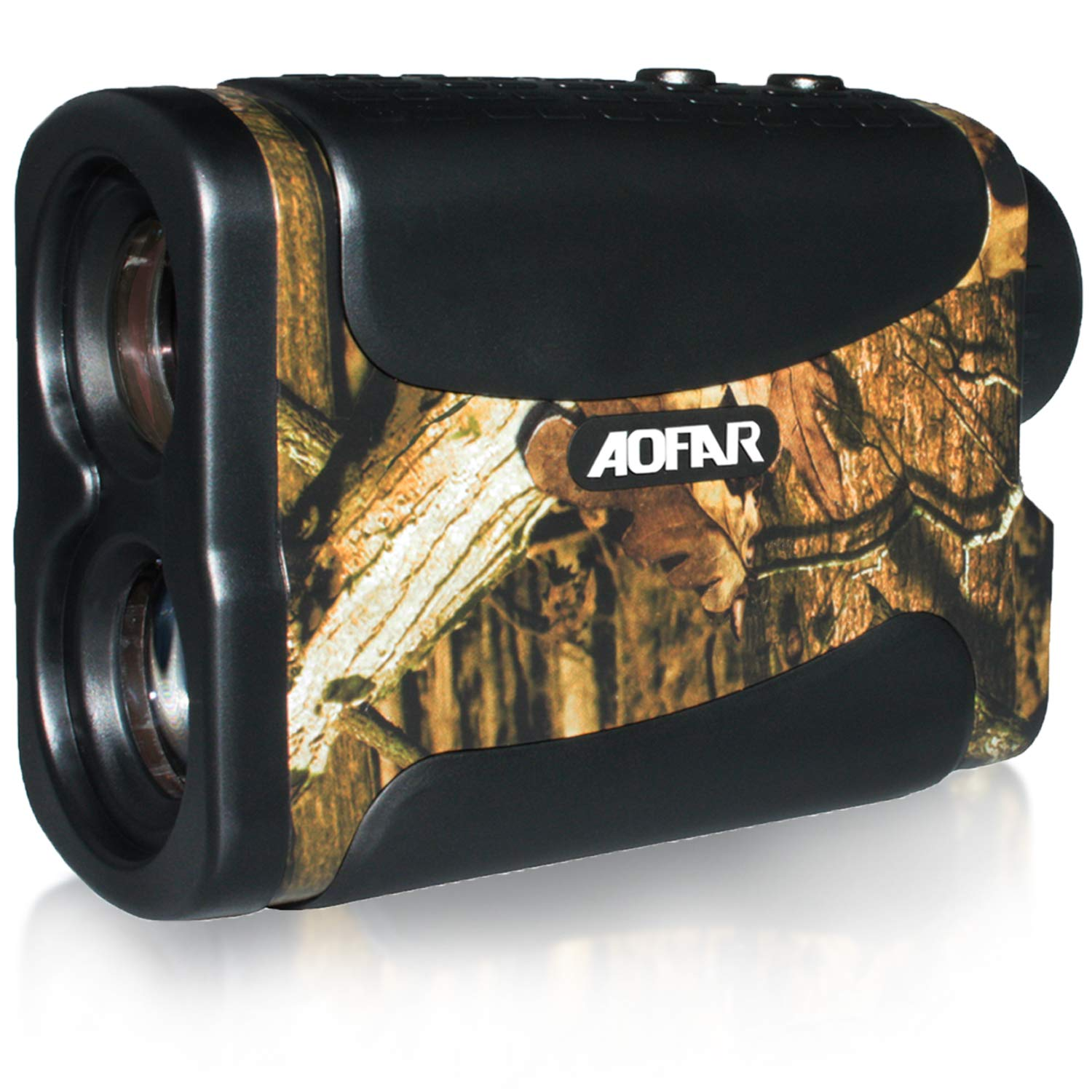 AOFAR Hunting Archery Range Finder-700 Yards Waterproof Laser Rangefinder for Bow Hunting with Range Scan Fog and Speed Mode, Free Battery, Carrying Case by AOFAR