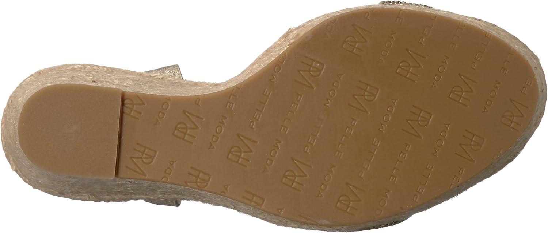 Pelle Moda Womens Only-ms Wedge Sandal
