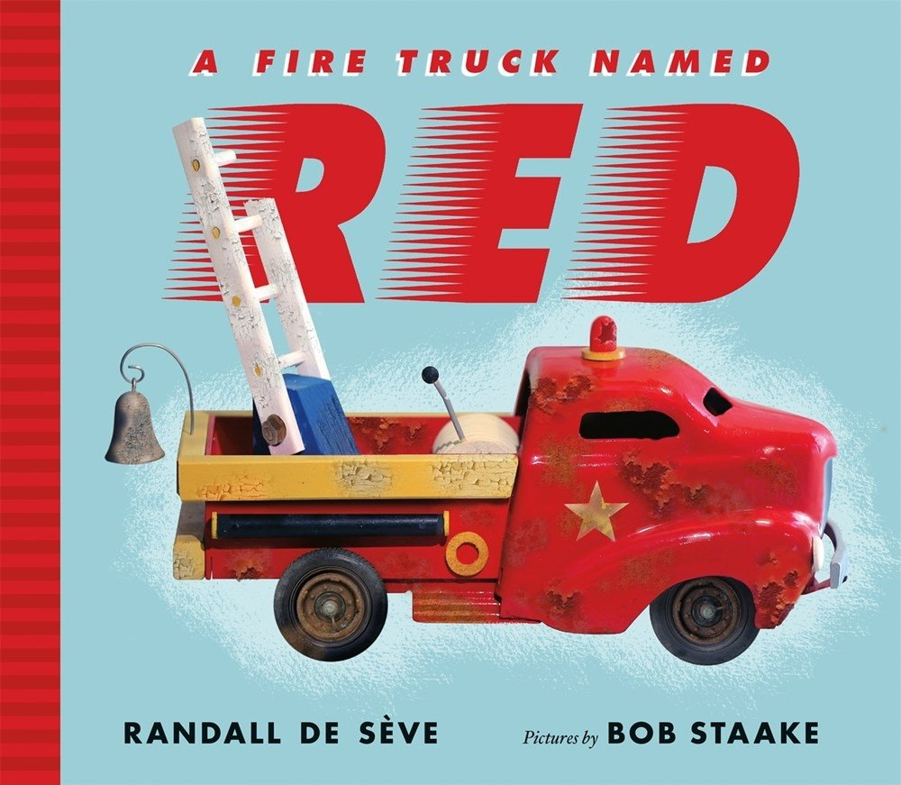 Download A Fire Truck Named Red ebook