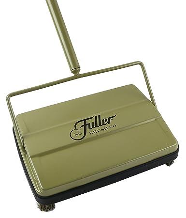 carpet sweeper. fuller brush carpet sweeper - gold