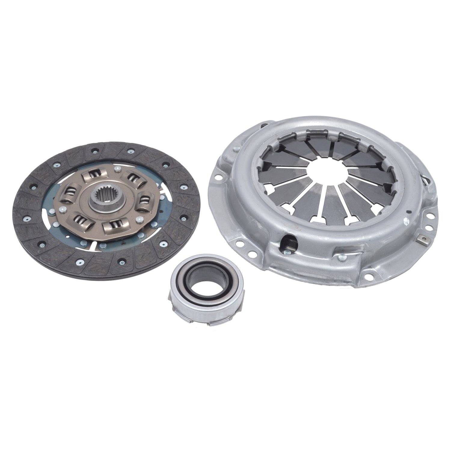Blue Print ADK83024 clutch kit with clutch release bearing - Pack of 1 Automotive Distributors Limited