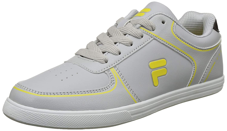 Blade Lt Gry/YEL Sneakers-11 UK/India