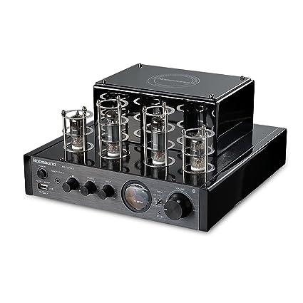 NOBSOUND Amplificador de válvulas MS-10D MKII Hybird con Bluetooth, USB,