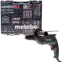 Metabo 600671870 Klopboormachine SBE 650 met 55-delige accessoireset, W, 230 V, stuk