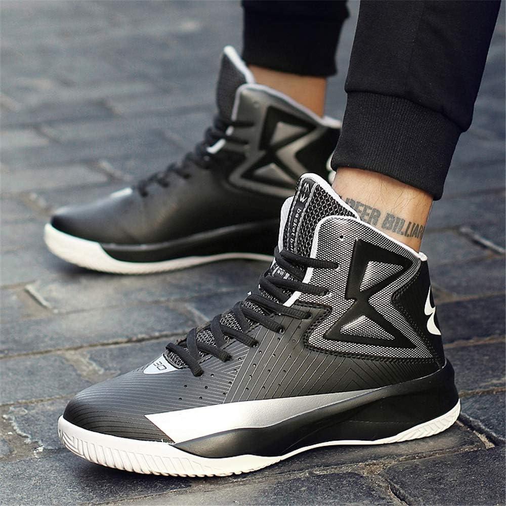 Wildfire Vine Oto/ño e Invierno Hombre Transpirables Aire Libre y Deporte Zapatos Sneaker Deportivos Zapatos Casuales con Cordones Zapatillas Deporte de Moda Baloncesto Zapatos
