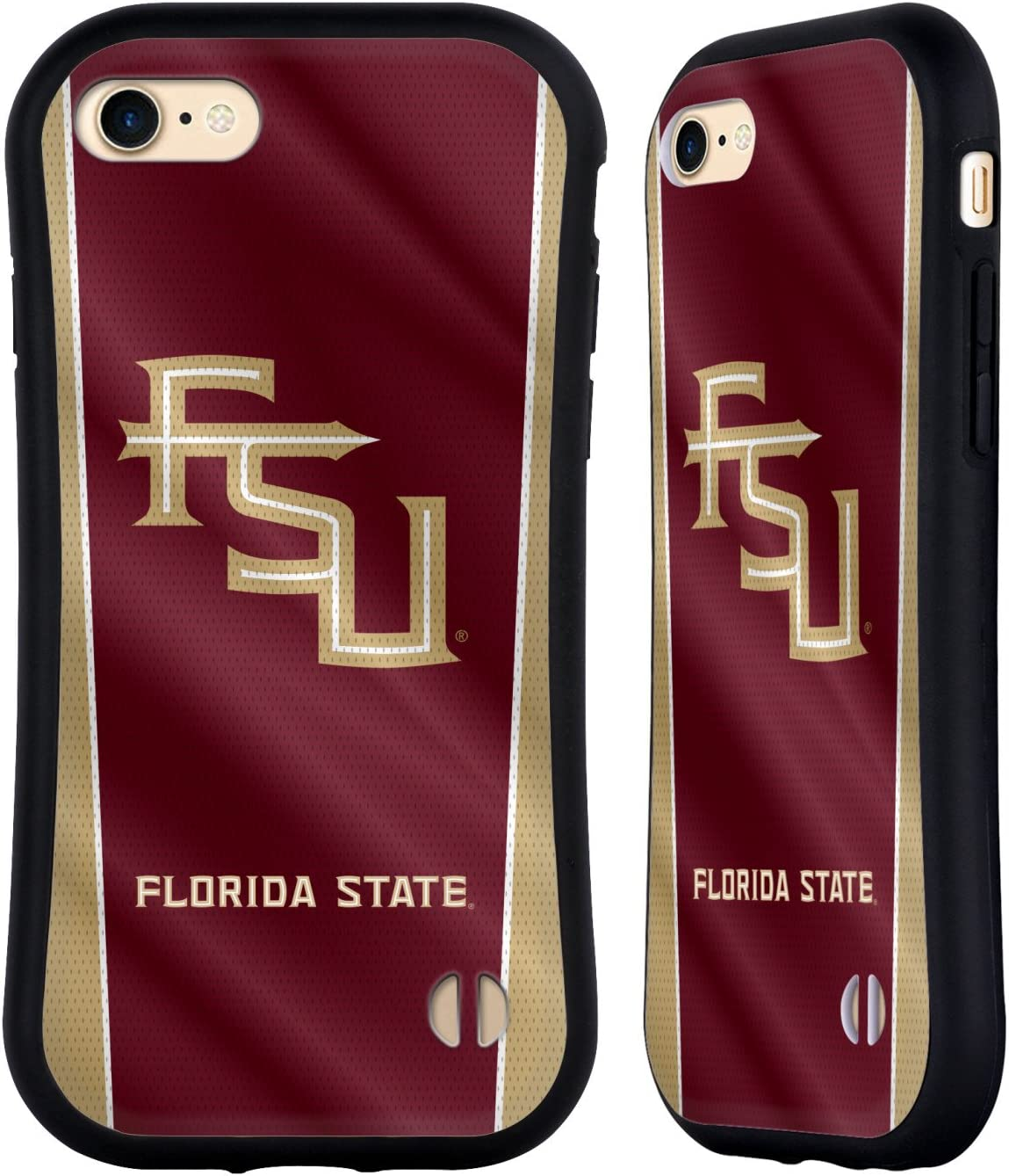 4.7 Screen ONLY iPhone 6s iPhone 7 Florida State Seminoles Impact TPU 2-Piece Dual Hybrid iPhone 8 iPhone 6