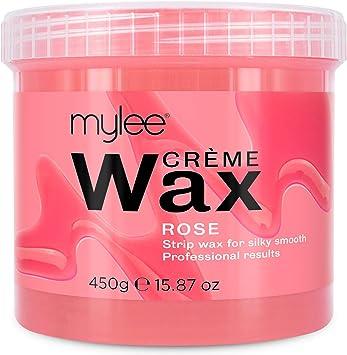 Mylee Cera De Rosa Suave en Crema para Pieles Sensibles 425g, Pote ...