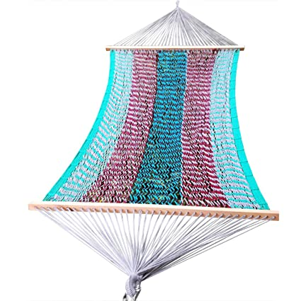 Hangit AA006COCN Cotton Hammock (Blue)