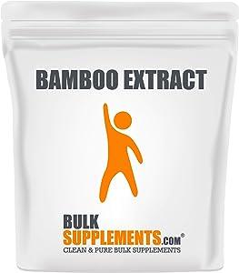 Bulksupplements Bamboo Extract Powder (100 Grams)