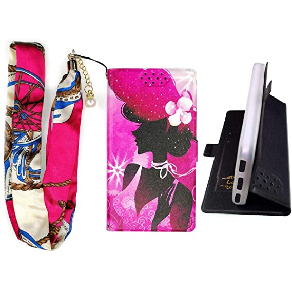 best website 9f973 05749 Amazon.com: Lovewlb Case for Assurance Wireless Ans Ul40 Cover Flip ...