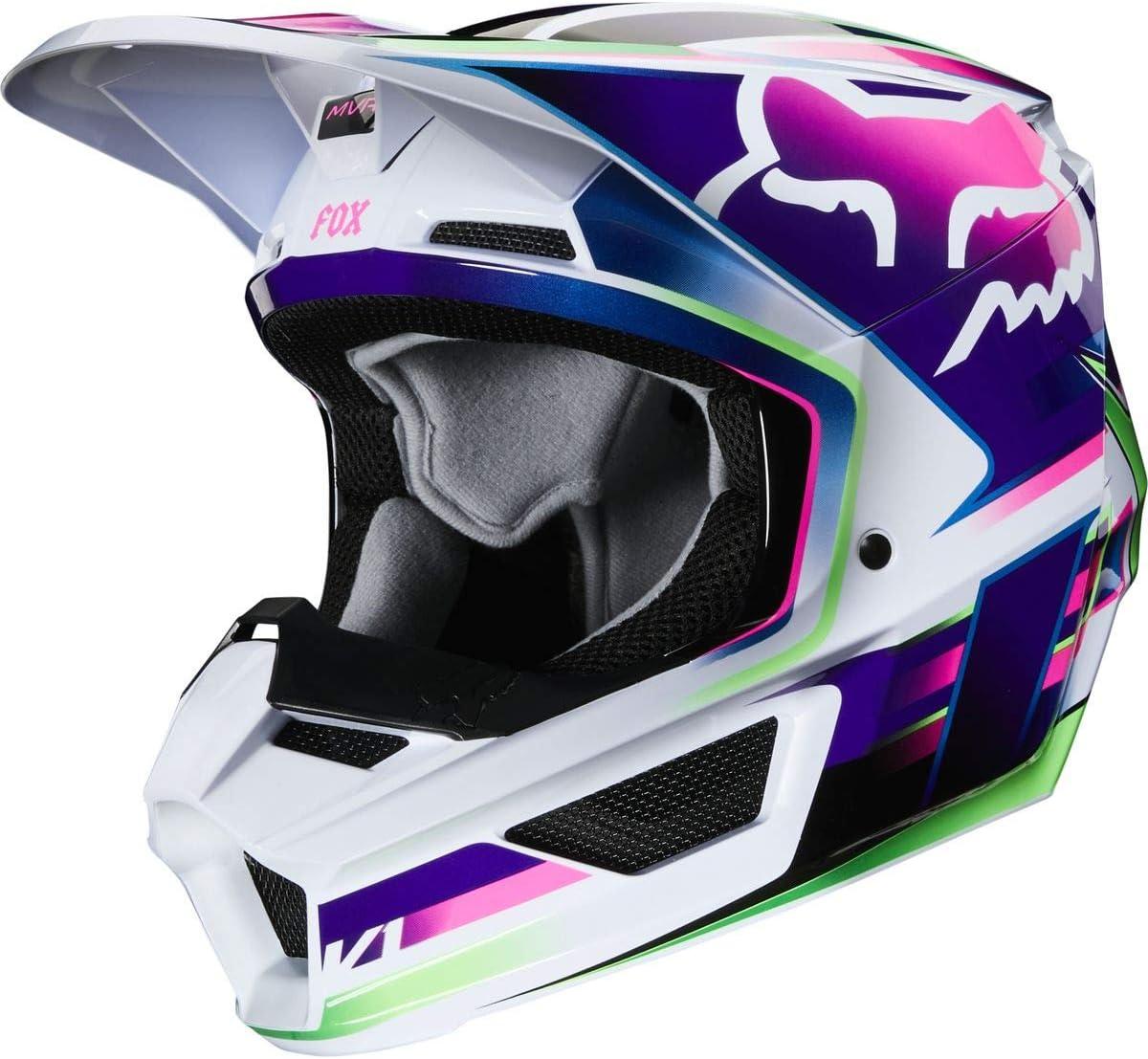 Gama Medium Fox Racing 2020 Youth V1 Helmet Multi